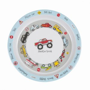 Cars Plate