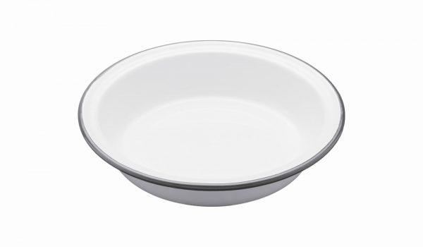 Enamel Round 18cm Pie Dish