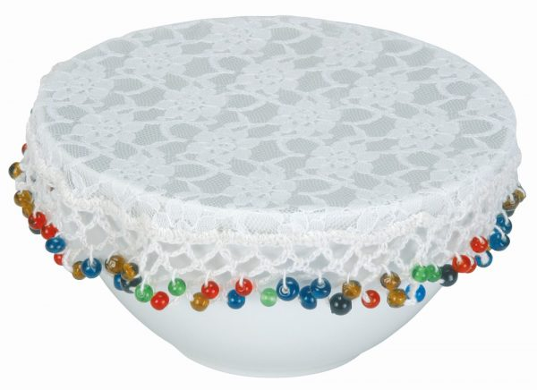 20cm Lace Bowl Cover