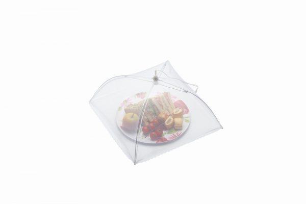 30cm White Umbrella Food Cover