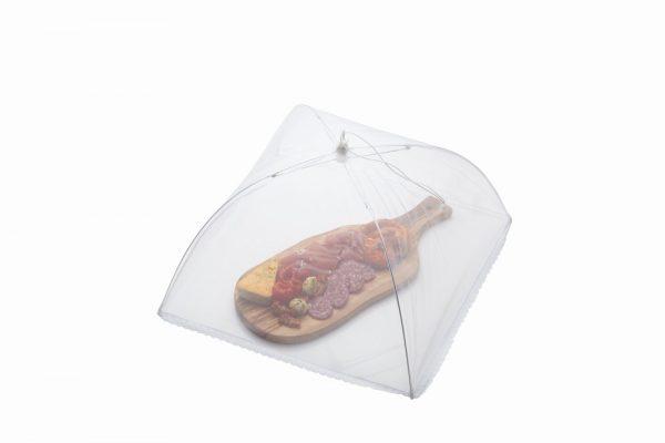 40cm White Umbrella Food Cover