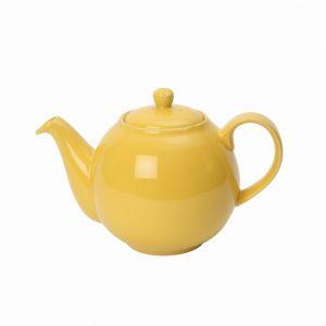 London Pottery Globe 2 Cup Teapot - Lemon