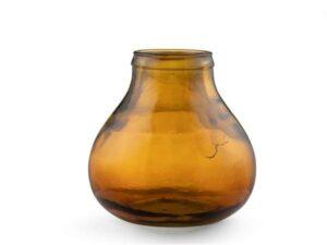 Kusintha Krukke Amber Vase